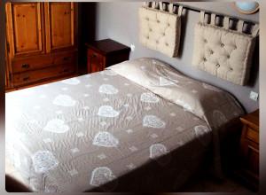1 Chambre lit de 160