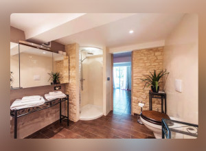 4 salle bain chambre d'hôtes