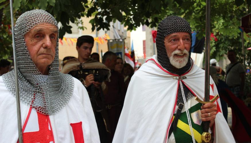 entrevaux medievale croisé